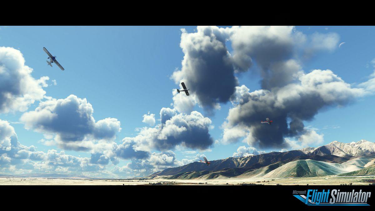 See the shiny new trailer for Microsoft Flight Simulator