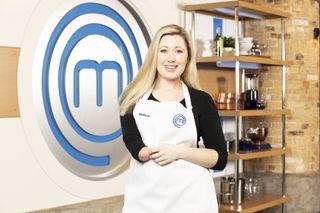 Melissa Johns in Celebrity MasterChef