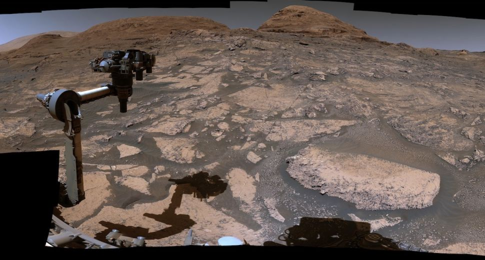 Watch: Mars rover Curiosity reaches intriguing transition zone on Red Planet