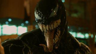 Venom (Tom Hardy) in Venom
