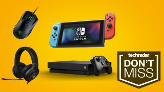Nintendo Switch Xbox One X PC gaming deals
