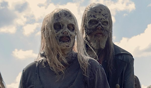 alpha and beta in masks the walking dead