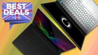 Best gaming laptop deals in the UK