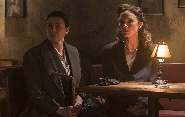 Julie Graham and Rachael Stirling on why working together on The Bletchley Circle is such fun