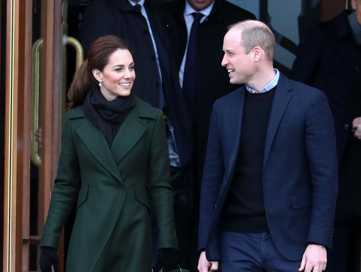 Prince William just melted our hearts recalling this sweet moment with Charlotte