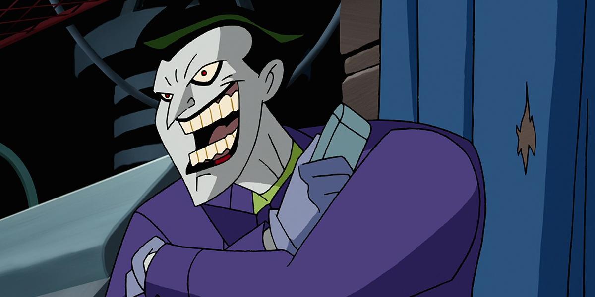 Joker Batman: The Animated Series