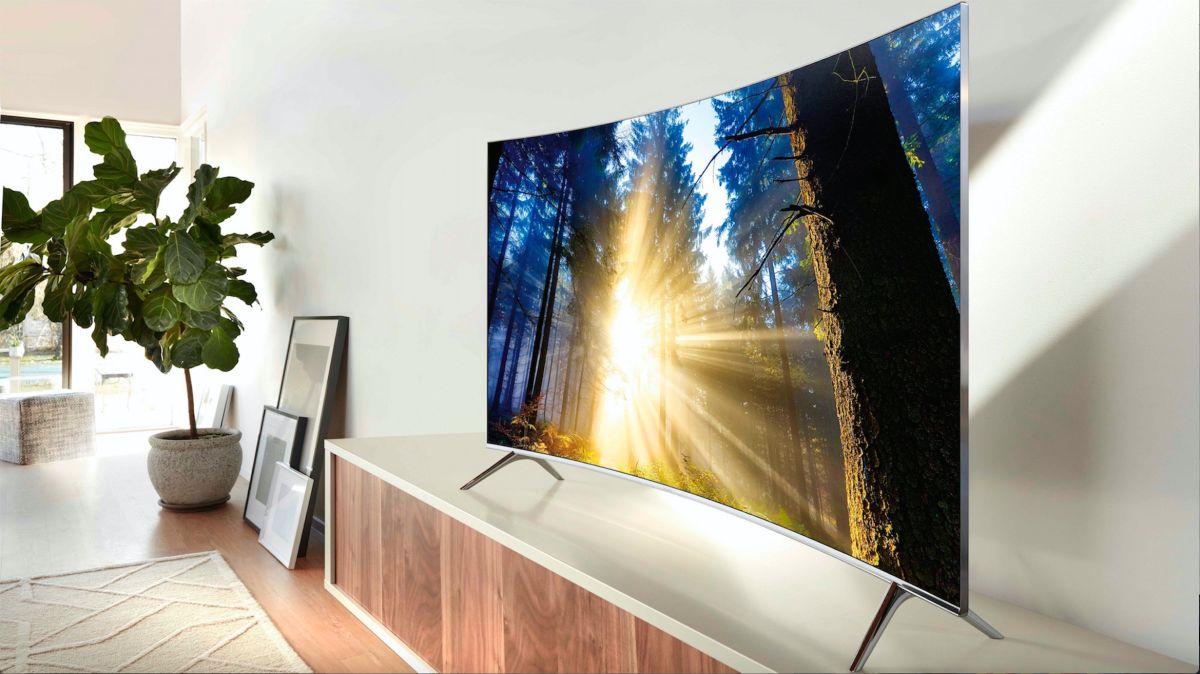 Samsung Ue43ks7500 Techradar