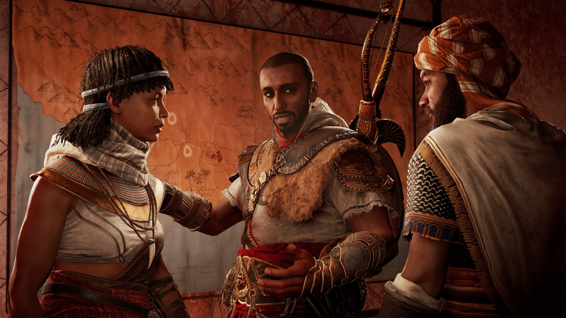 Assassin S Creed Origins First Dlc Will Arrive Next Week Pc Gamer