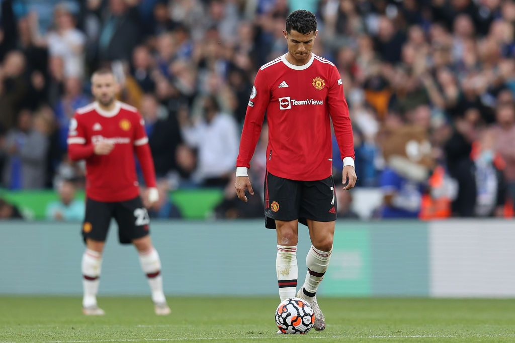 Manchester United: Why Cristiano Ronaldo is a bigger problem than Ole Gunnar Solskjaer right now