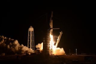 SpaceX is now aiming or Jan. 27 to launch its next Starlink satellite mission on a Falcon 9 rocket. The rocket has flown twice before and launched SpaceX's first Crew Dragon test flight in 2019.