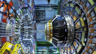 The discovery was made from analysis of 30.6 million particle decays that took place in the Large Hadron Collider.