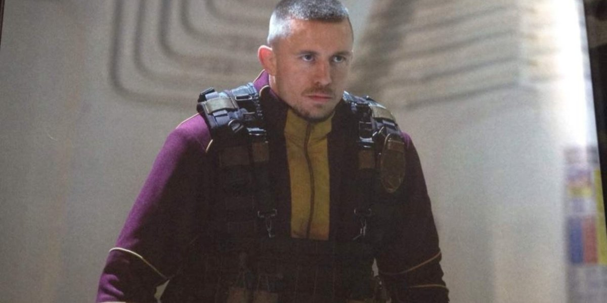 Georges in Captain America: The Winter Soldier.