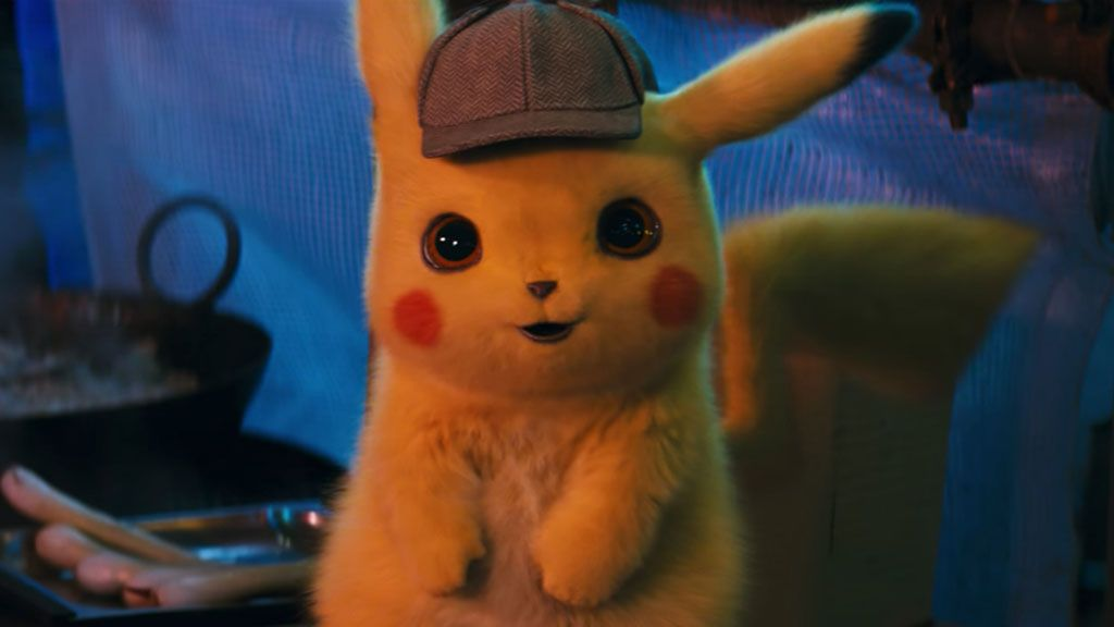 Detective Pikachu Is Coming To Pokemon Go For A Limited Time Only Techradar