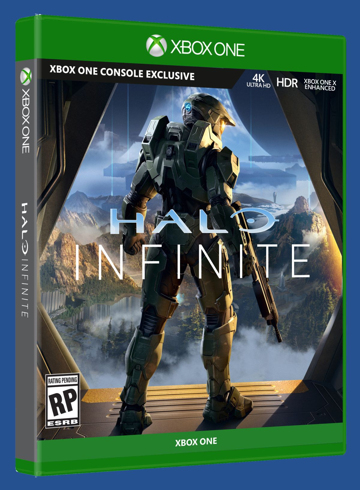 Halo Infinite Box Art Might Be Teasing An Ai Reunion And A
