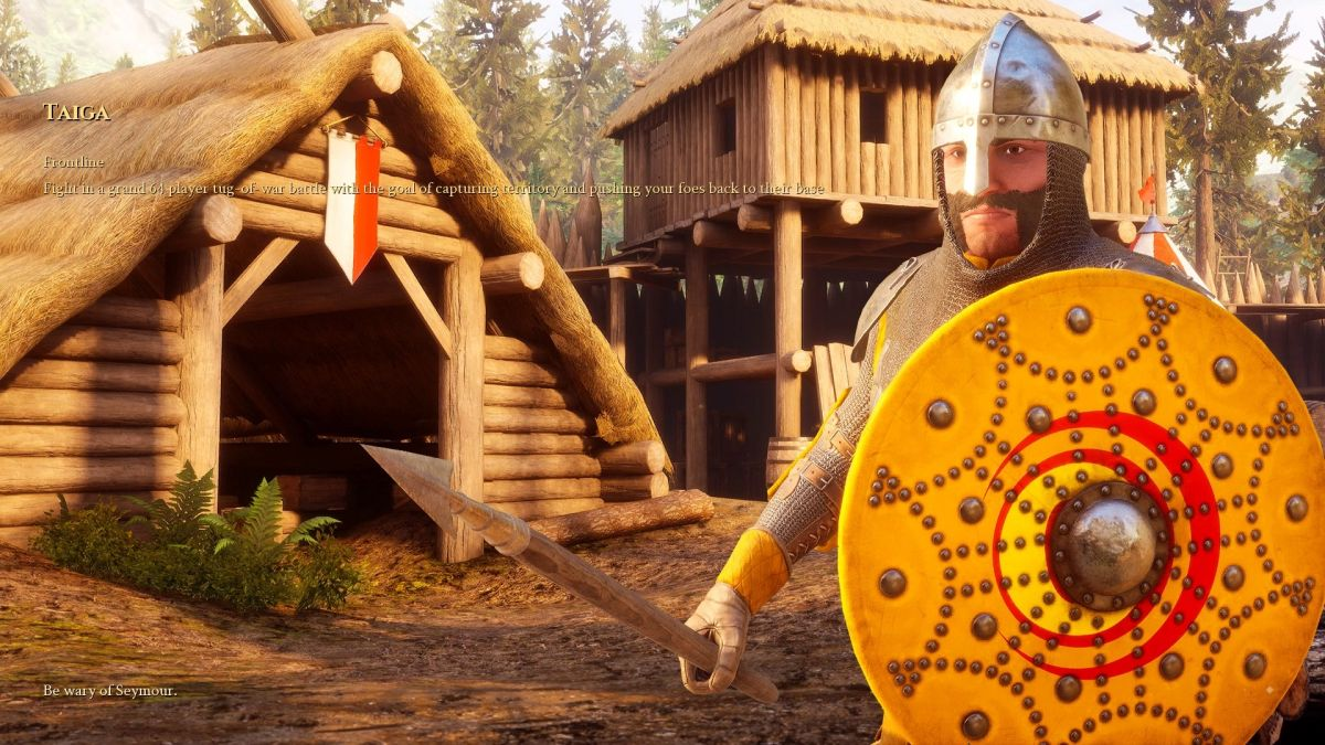 Rampant racism and toxicity are driving players away from Mordhau