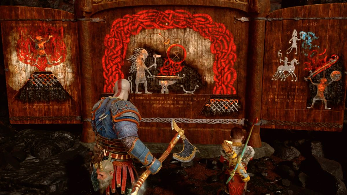 How to survive a trial by fire in the God of War Muspelheim challenges