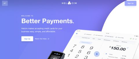 Helcim credit card processing