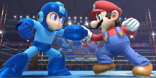 Mario vs. Mega-Man
