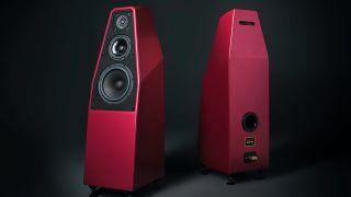 Wilson Audio unveils SabrinaX, a compact floorstanding speaker