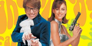 Austin Powers rated r