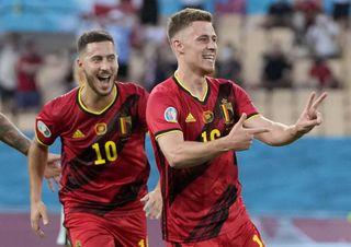 Spain Belgium Portugal Euro 2020 Soccer