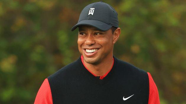 Tiger Woods Following Car Crash