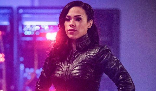 Gypsy Jessica Camacho The Flash The CW