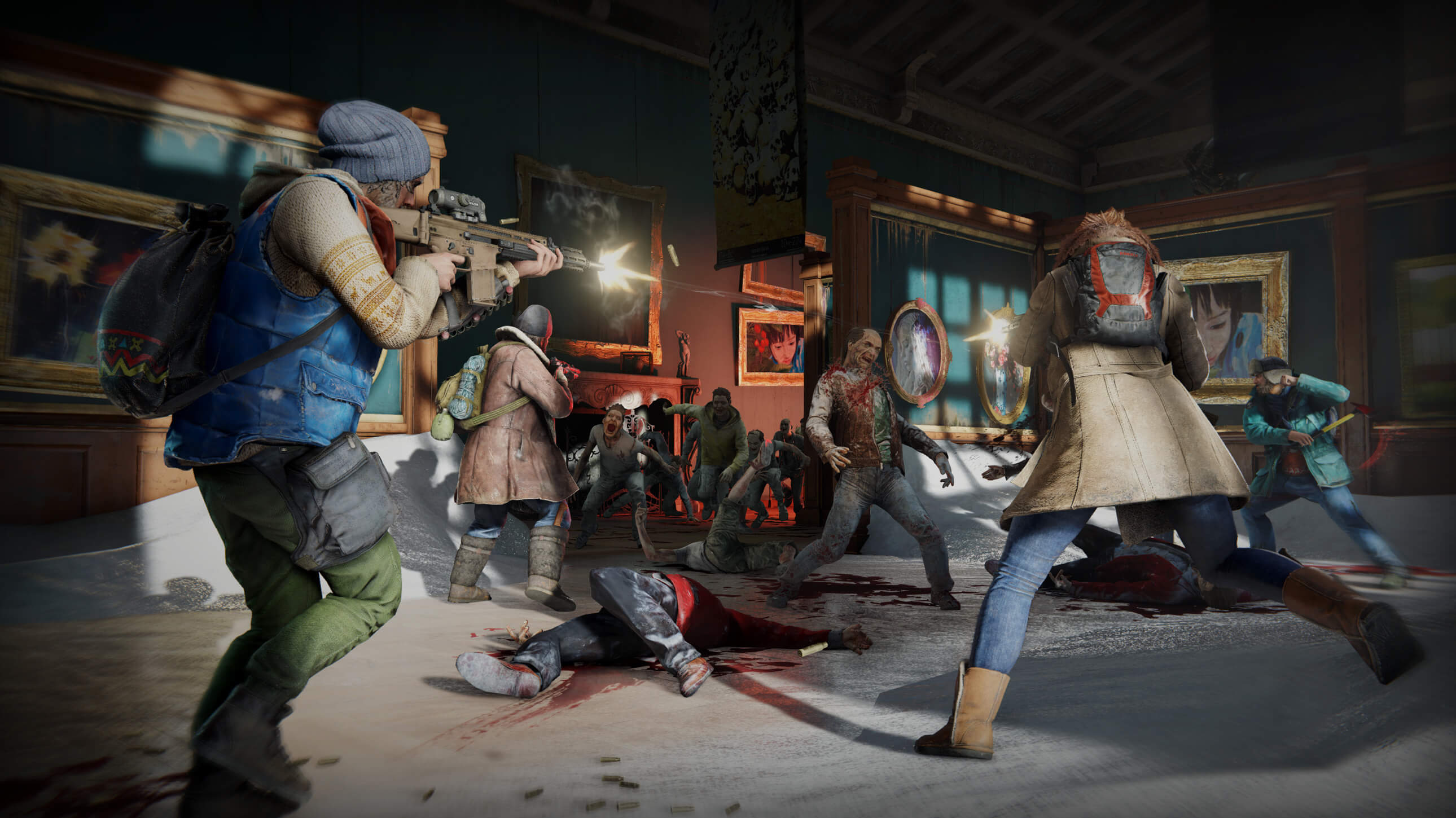 World War Z studio says Epic exclusivity 'is the best deal for