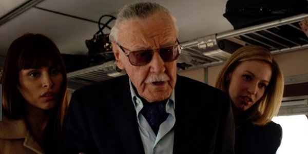 Stan Lee cameo in Iron Man