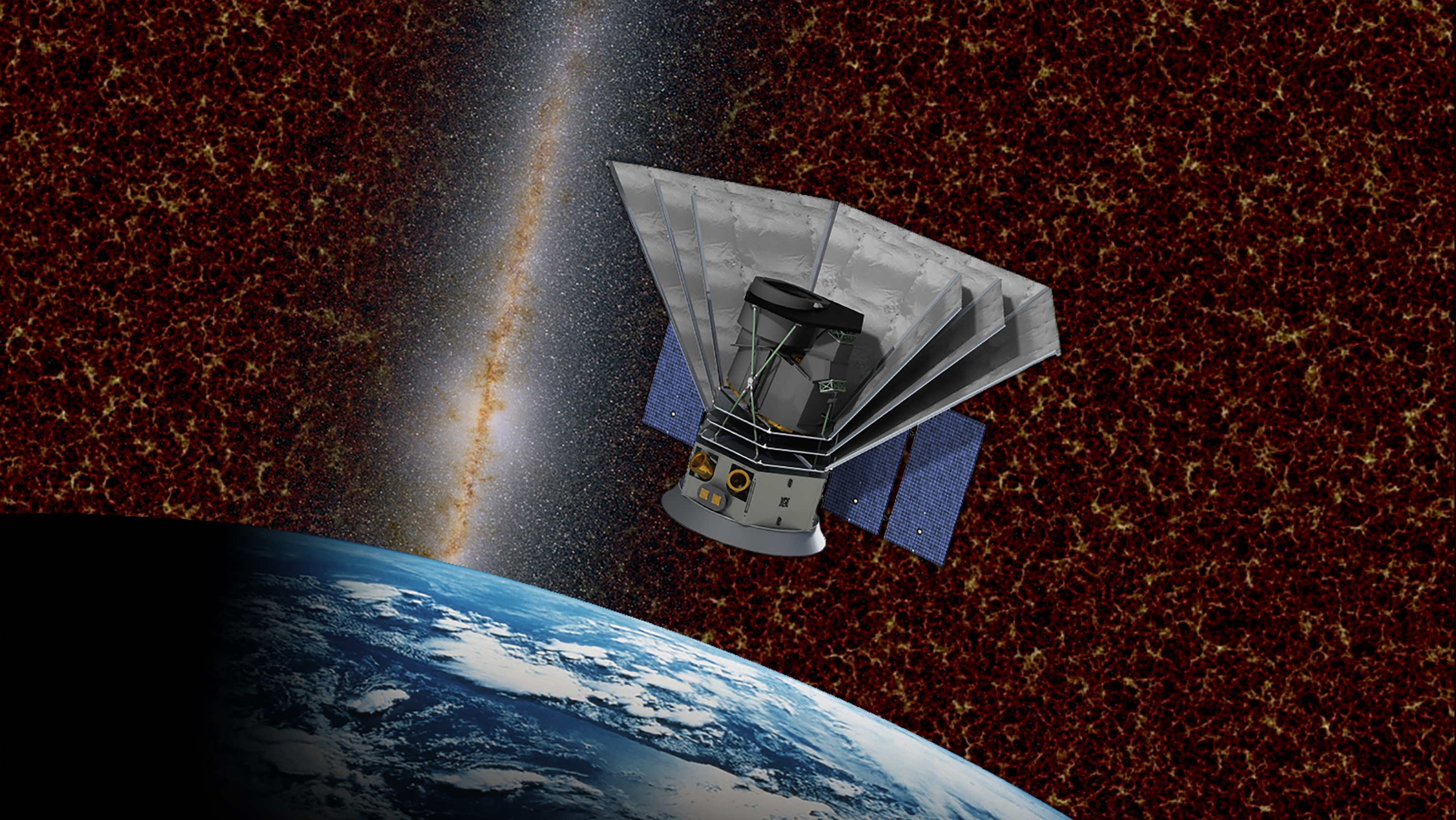 NASA's SPHEREx astrophysics mission