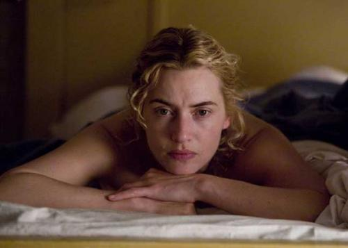 The Reader - Kate Winslet as a woman with a dark past