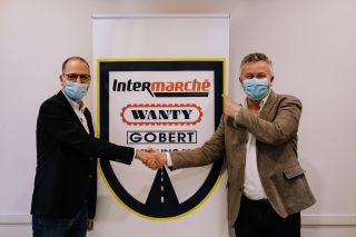WorldTour team in 2021 will be Intermarché-Wanty-Gobert Matériaux