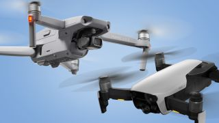 DJI Mavic Air 2 vs Air