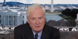 Why Longtime Hardball Host Chris Matthews Is Out At MSNBC