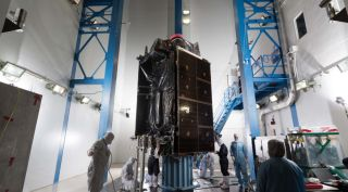 Lockheed Martin GPS 3 satellite