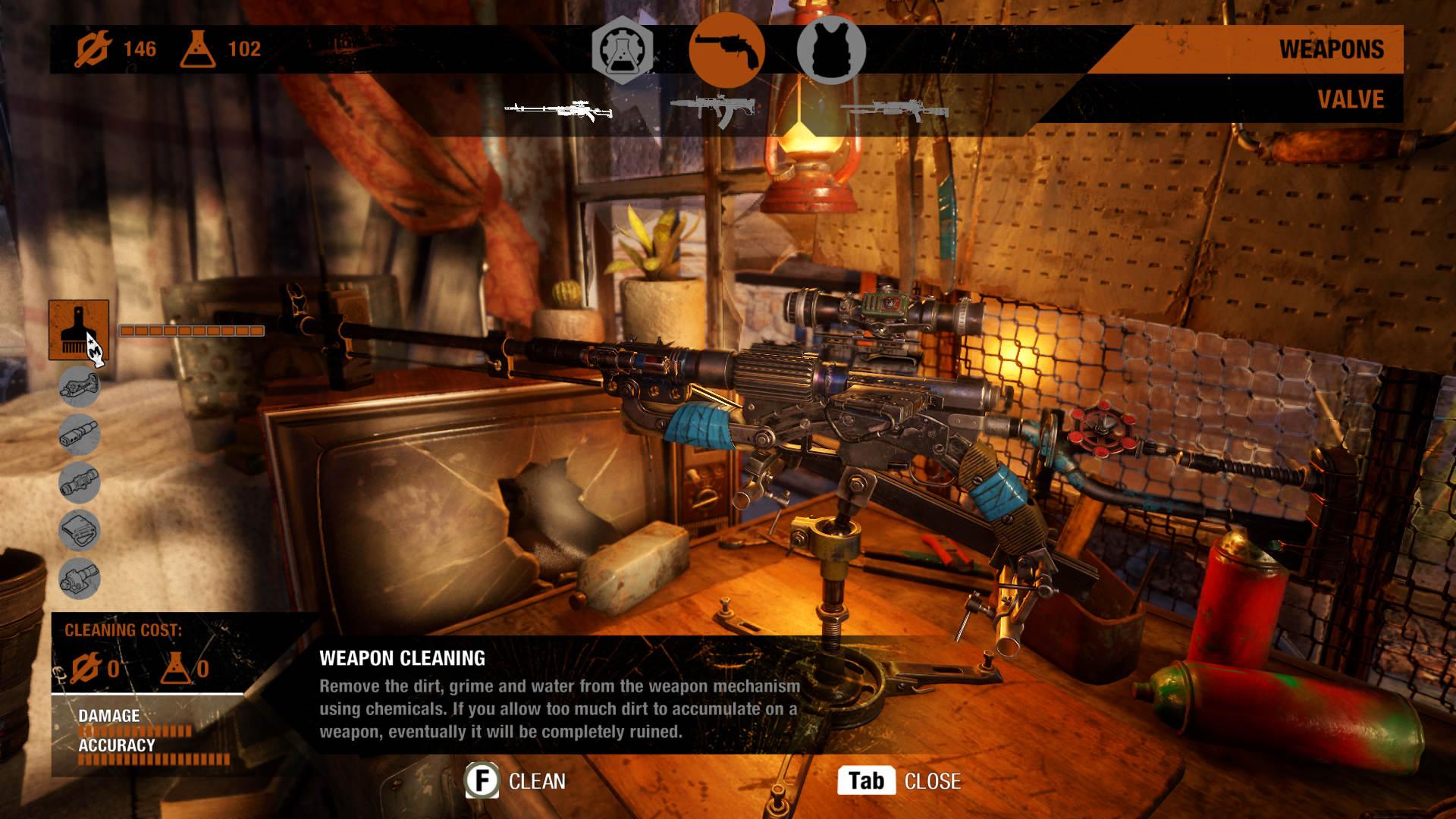 Brilliant Metro Exodus Weapons Guide Pc Gamer Inzonedesignstudio Interior Chair Design Inzonedesignstudiocom