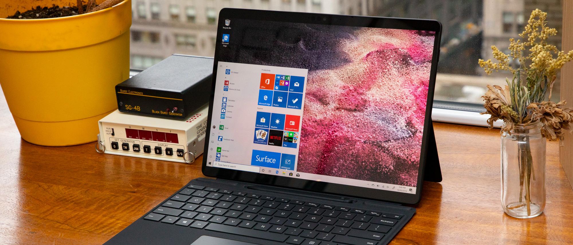 Microsoft Surface Pro X   TechRadar