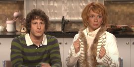 SNL Vets Andy Samberg And Maya Rudolph Are Teaming Up For A New Streaming Series