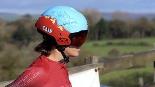 Helen Jenkins is a two-times world triathlon champ