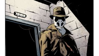 new Rorschach Watchmen DC series