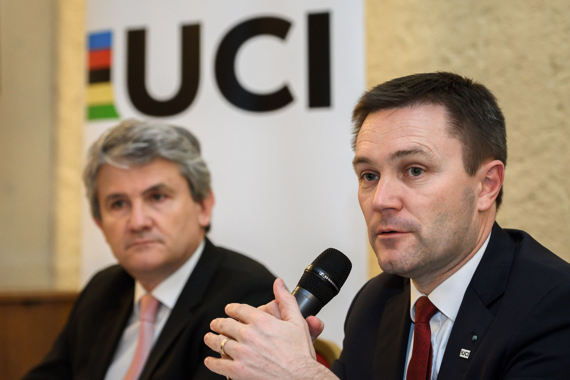 UCI to explore 'new avenues' to step up fight against doping