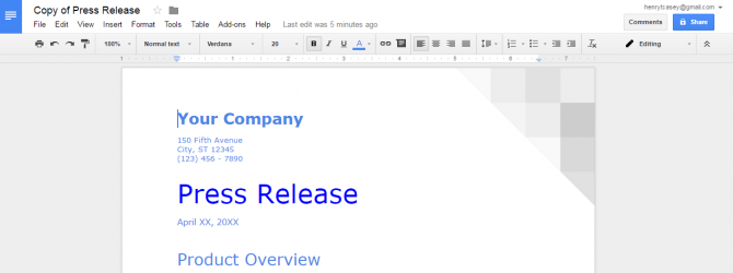 How To Create A Custom Template In Google Docs Laptop Mag