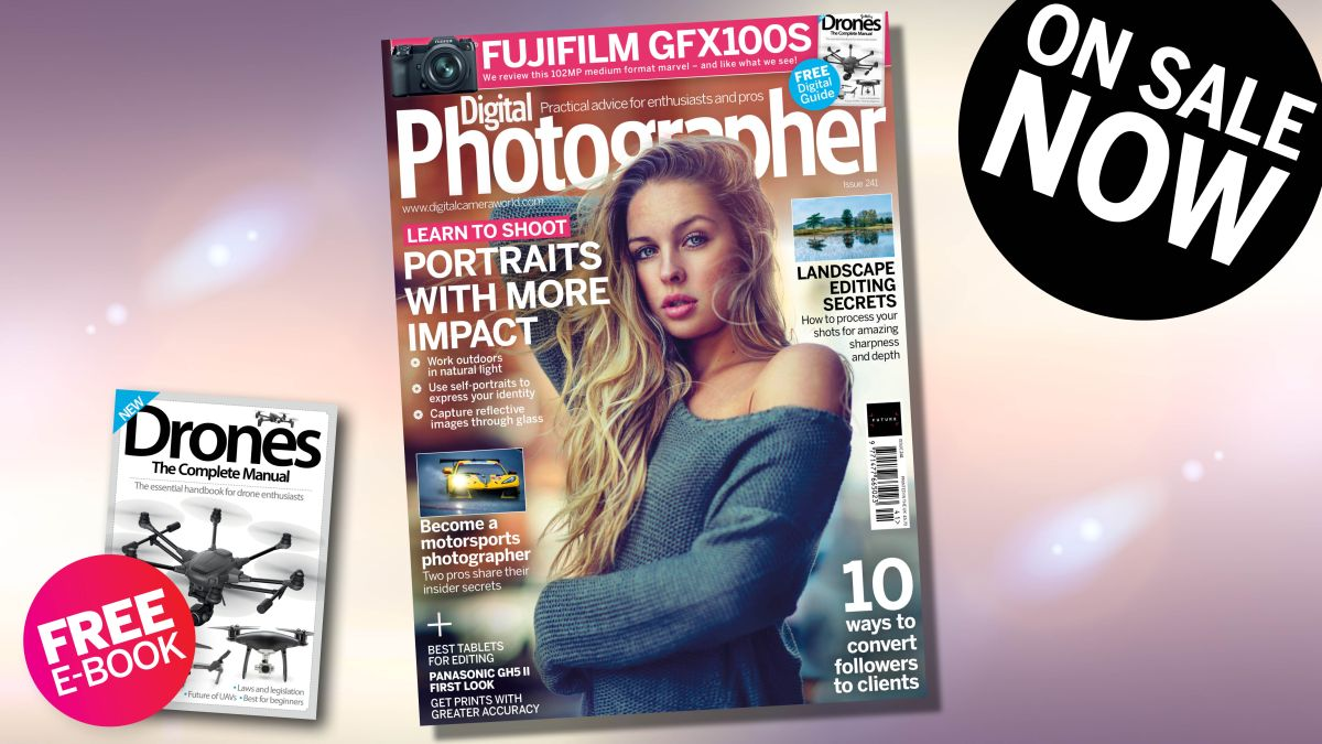 FREE guide worth £11 with Digital Photographer magazine 241!