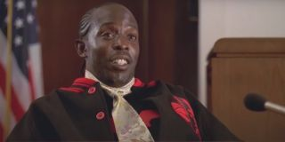Michael K. Williams on The Wire