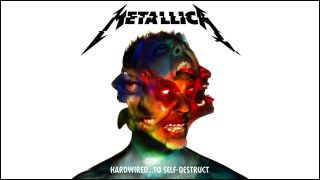 Metallica Hardwired… To Self-Destruct cover