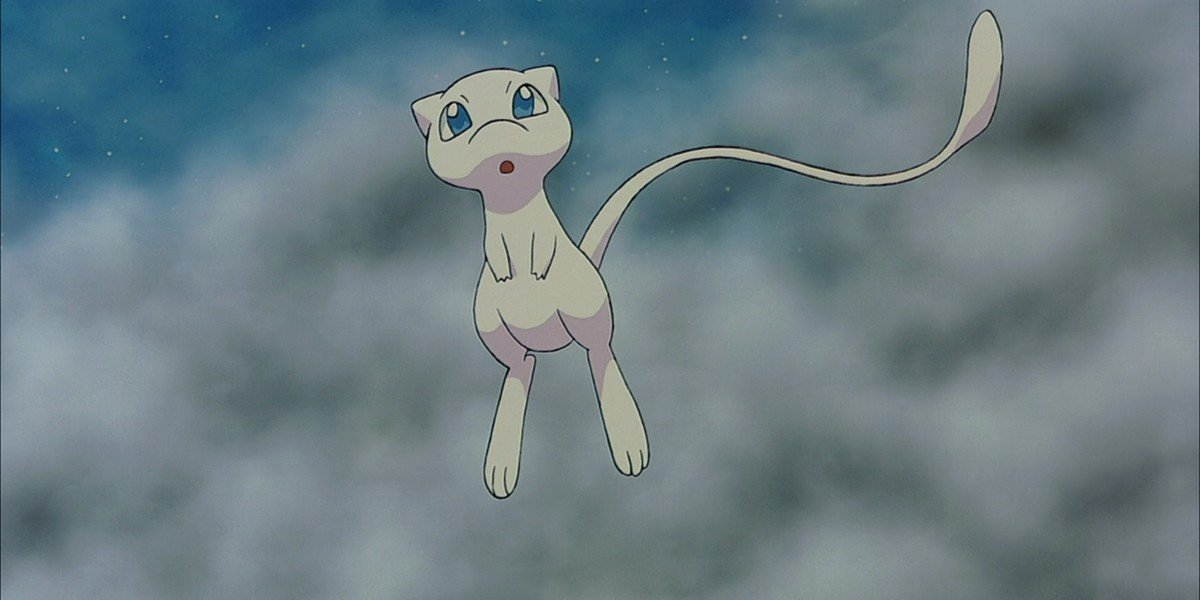 Mew from Pokemon: The First Movie