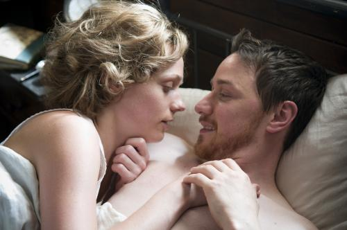 The Last Station - Kerry Condon & James McAvoy