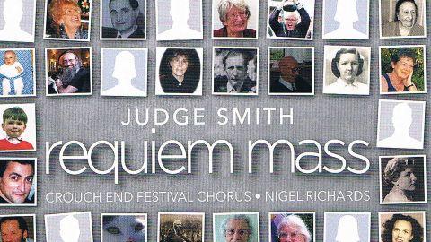 Judge Smith Requiem Mass album cover