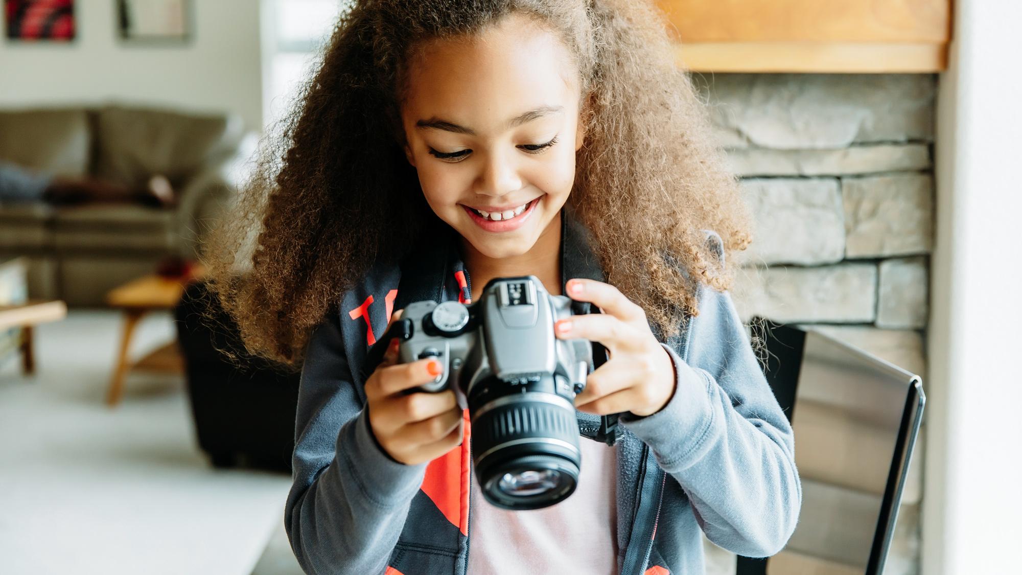 The Best Camera For Kids In 2021 Digital Camera World