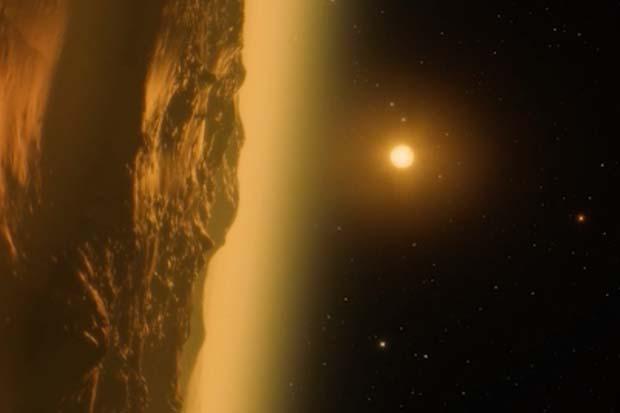 TRAPPIST-1: How Long Would It Take to Fly to 7-Planet System ... on zeta reticuli alien script, zeta to the left of star planet, zeta reticuli planet hubble, zeta reticuli alien hybrid,
